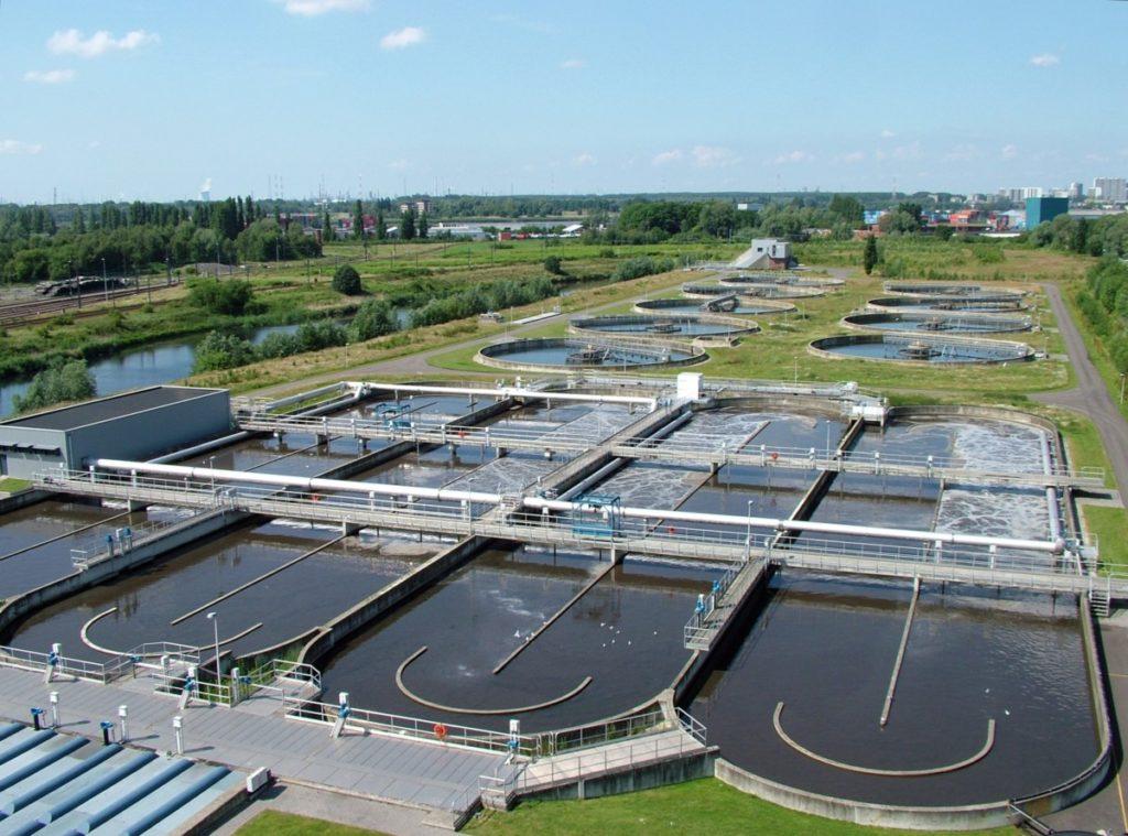 waterzuiveringsinstallatie
